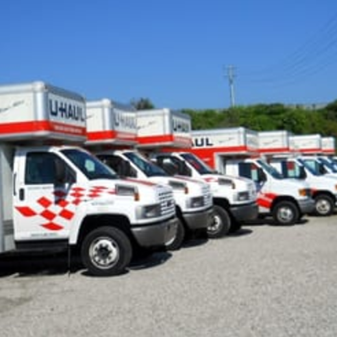 Uhaul at The Cap Stop - Canton, OH