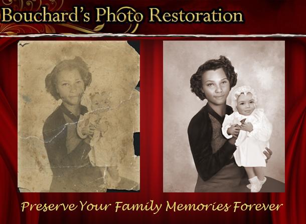 Bouchard's Photo Restoration - Houston, TX