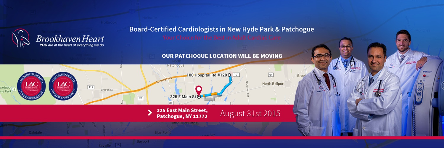 Brookhaven Heart PLLC - Patchogue, NY