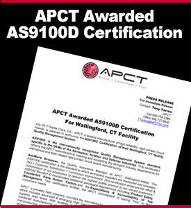 APCT Inc - Santa Clara, CA