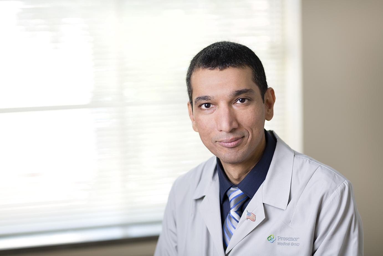 Dr. Faisal Qureshi MD - Evanston, IL