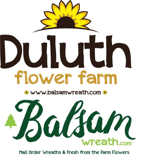 Duluth Flower Farm - BalsamWreath