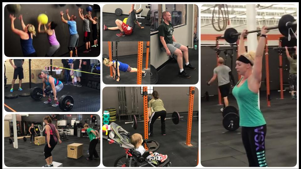 Crossfit Phos West - Sioux Falls, SD