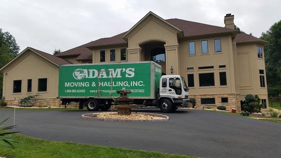 Adams Moving & Hauling - Conshohocken, PA