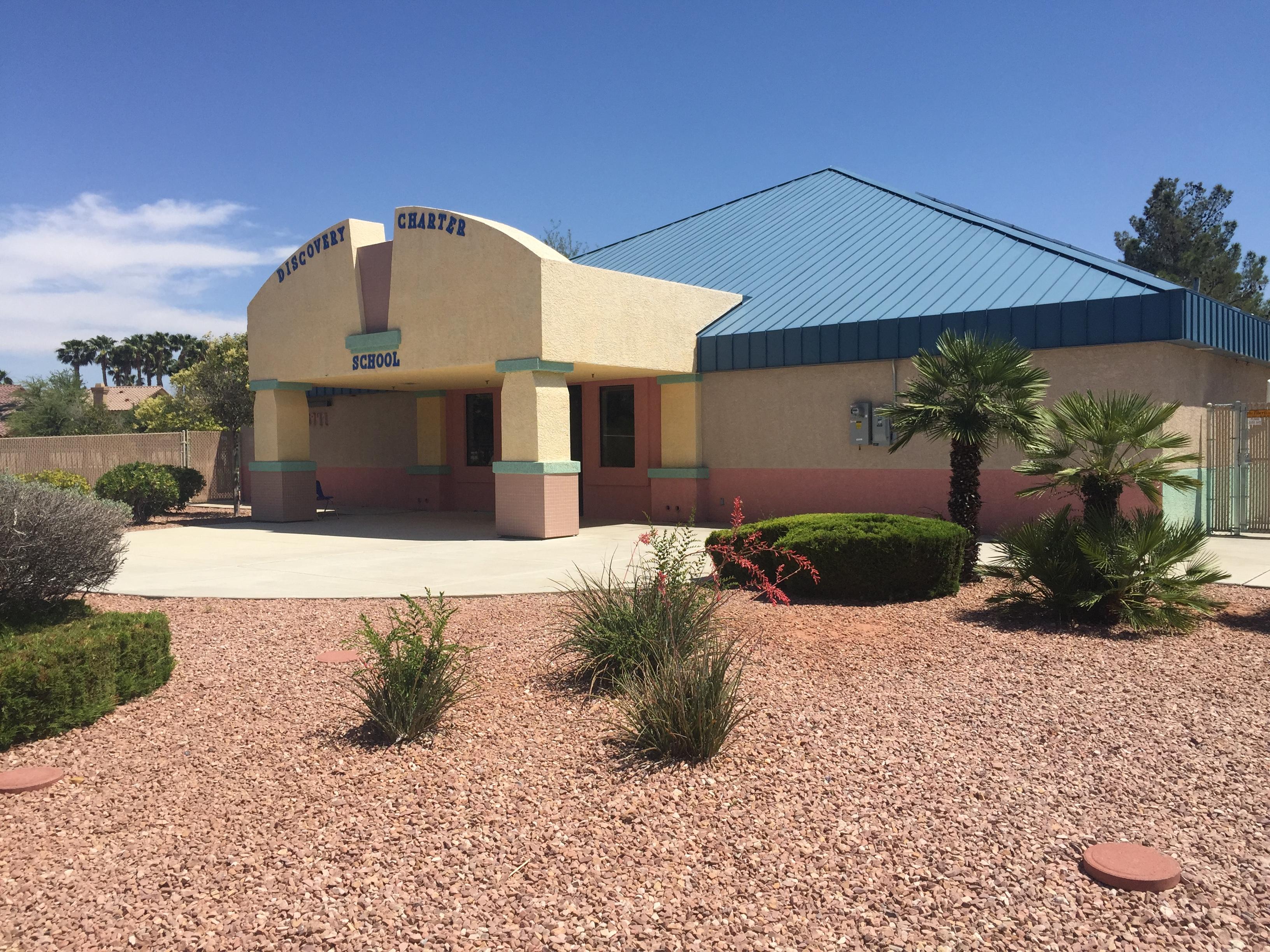 Symbolic Art - Summerlin at Discovery Charter School - Hillpointe Campus - Las Vegas, NV