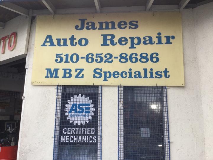 James Auto Repair - Oakland, CA