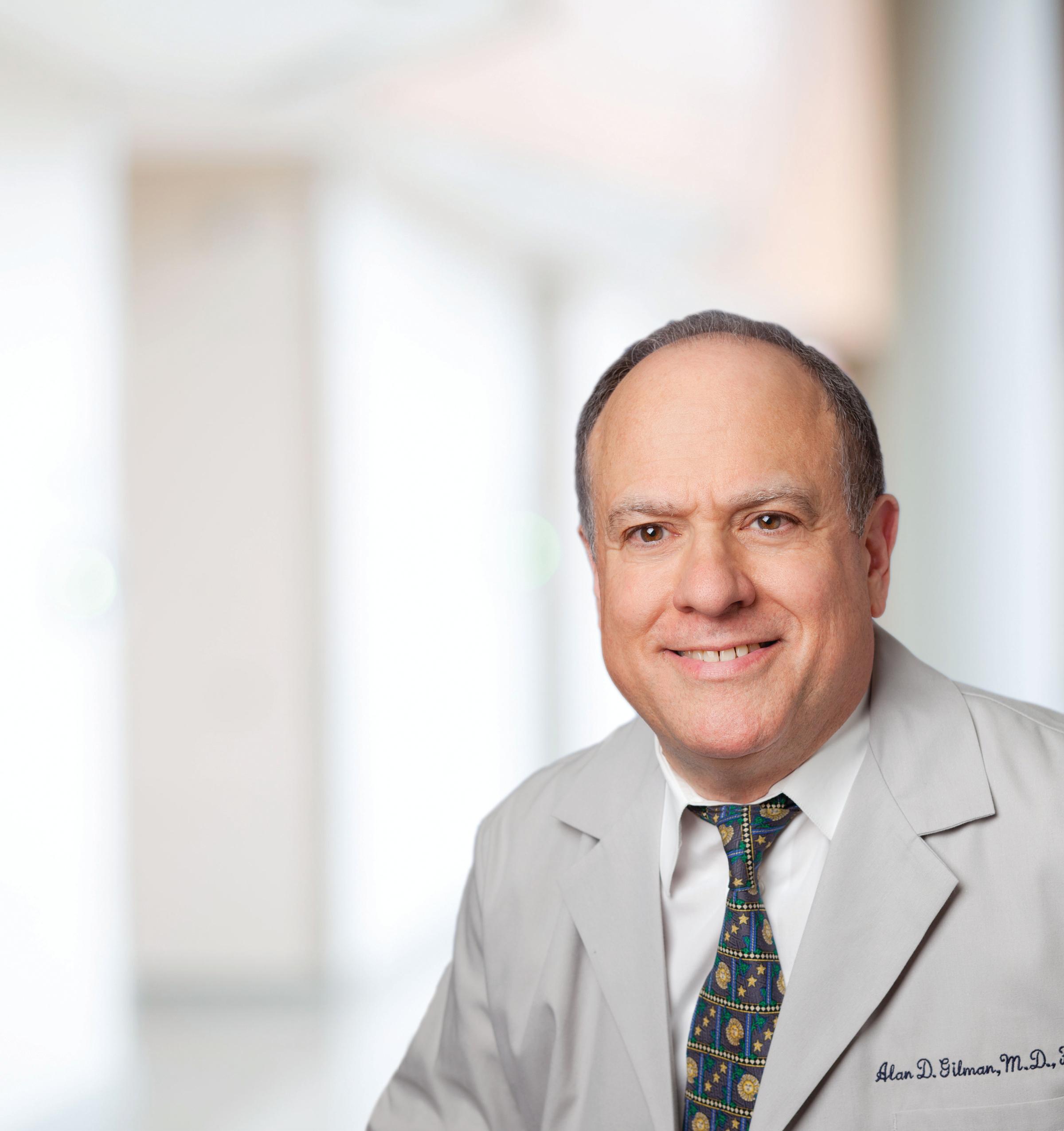 Dr. Alan Gilman MD - Chicago, IL