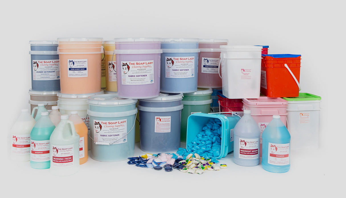 The Soap Lady Cleaning Supplies, LLC - Bonne Terre, MO