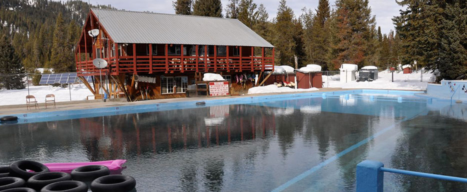 Silver Creek Plunge Resort