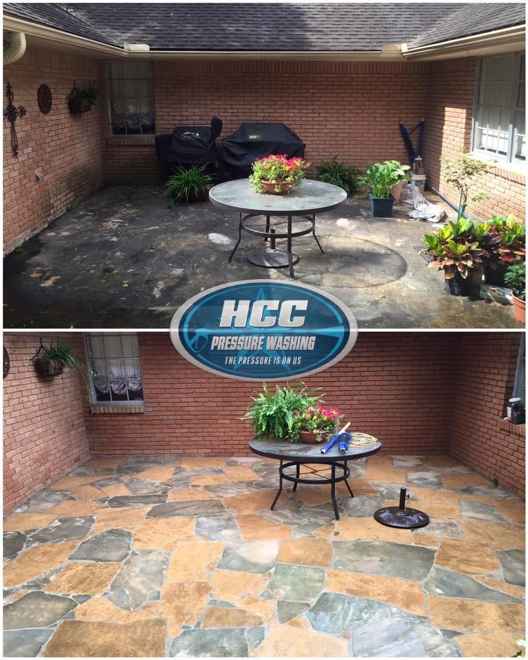 HCC Pressure Washing, LLC - Houston, TX