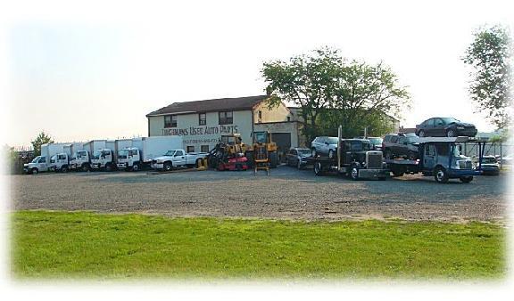 Tilghman's Used Auto Parts - Jobstown, NJ