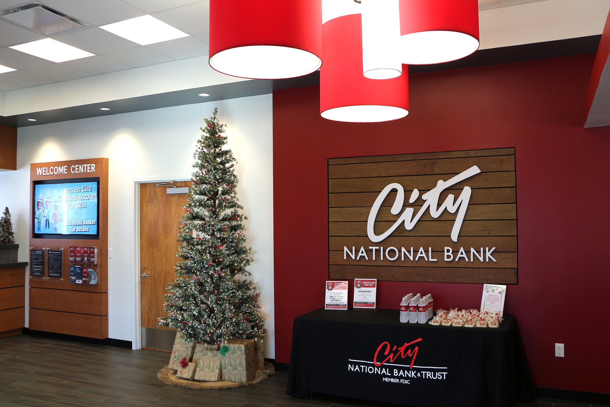 City National Bank & Trust ATM - Tulsa, OK
