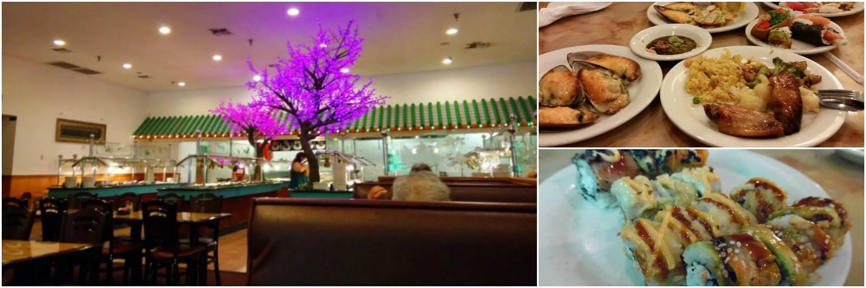 Hibachi Grill Sushi & Seafood Buffet