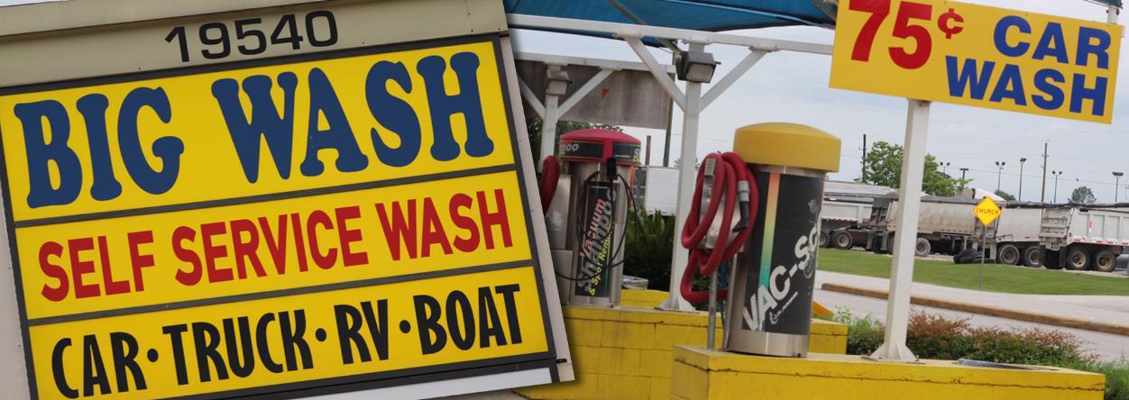 Big Wash - Katy, TX