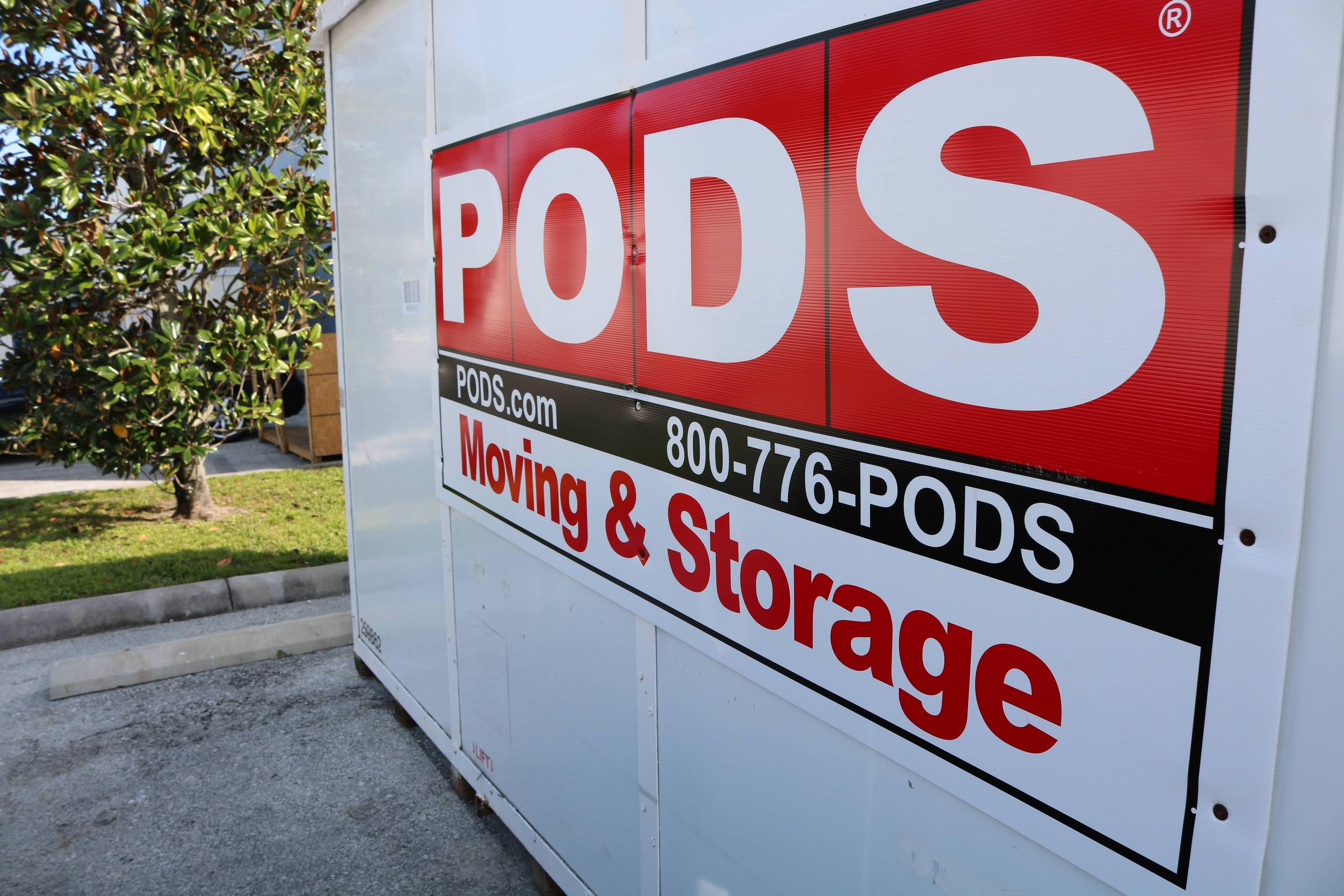 PODS - Greenville, SC