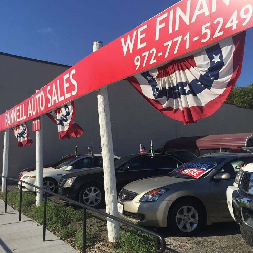 Pannell Auto Sales