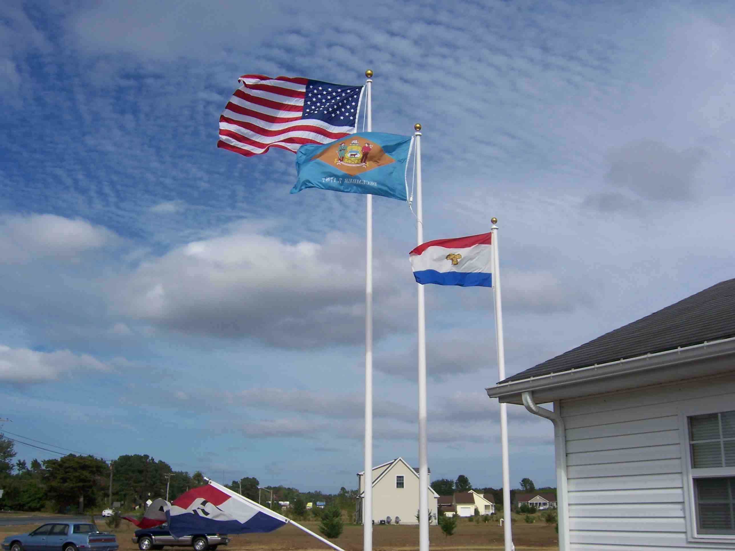 First State Flag - Georgetown, DE 19947 - (302)854-9000   ShowMeLocal.com