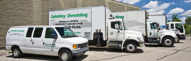 SafeWay Shredding - Wixom, MI