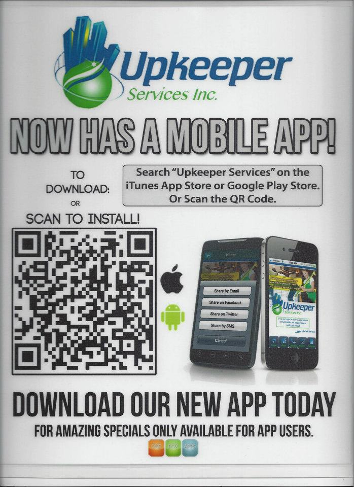 Upkeeper Services Inc - Greenville, NC