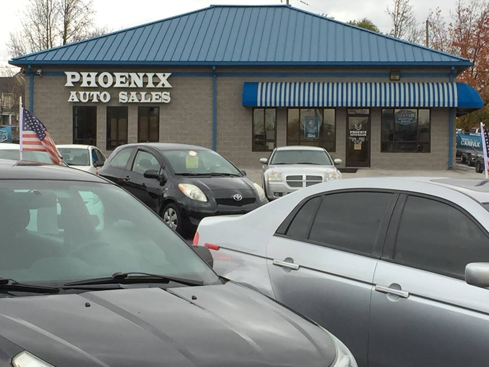 Phoenix Auto Sales - Chattanooga, TN