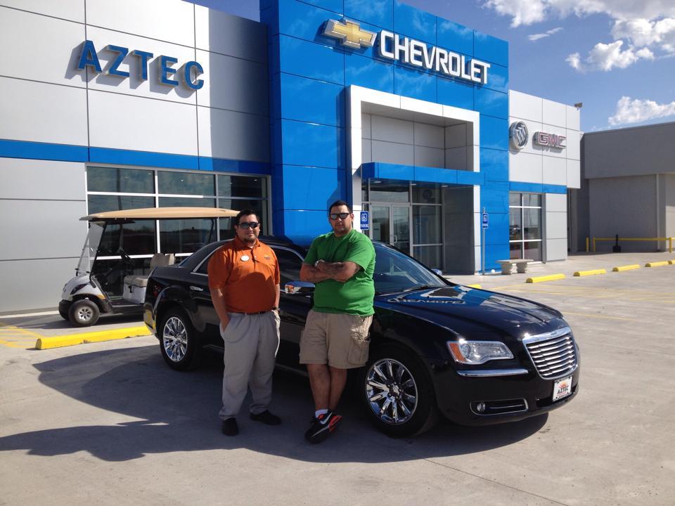 Aztec Chevrolet Buick GMC - Beeville, TX