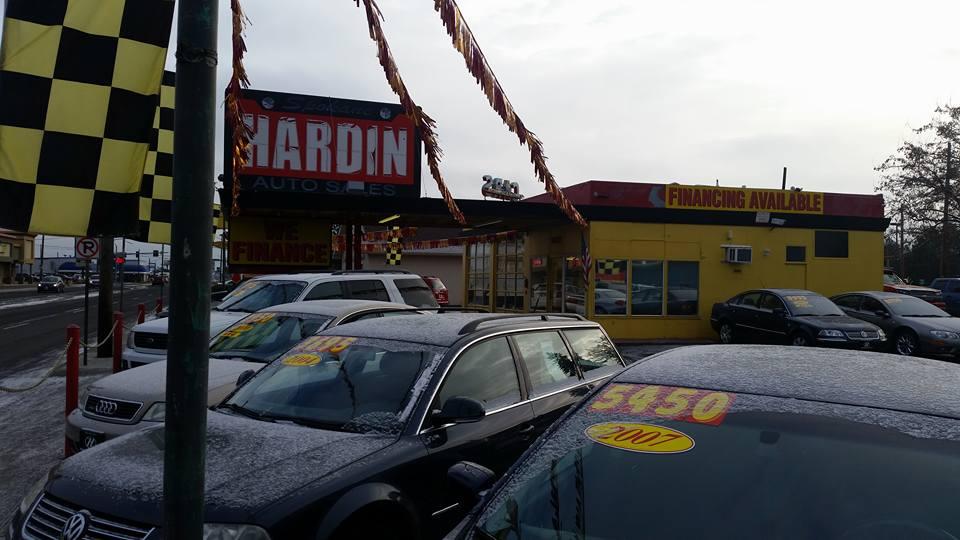 Hardin Auto Sales - Spokane, WA