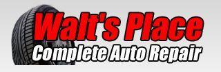 Walt's Place Complete Auto Repair - Trenton, NJ