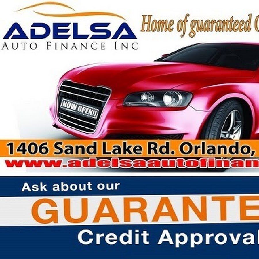 ADELSA AUTO FINANCE - Orlando, FL