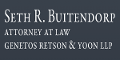 Seth R. Buitendorp, Attorney At Law - Merrillville, IN