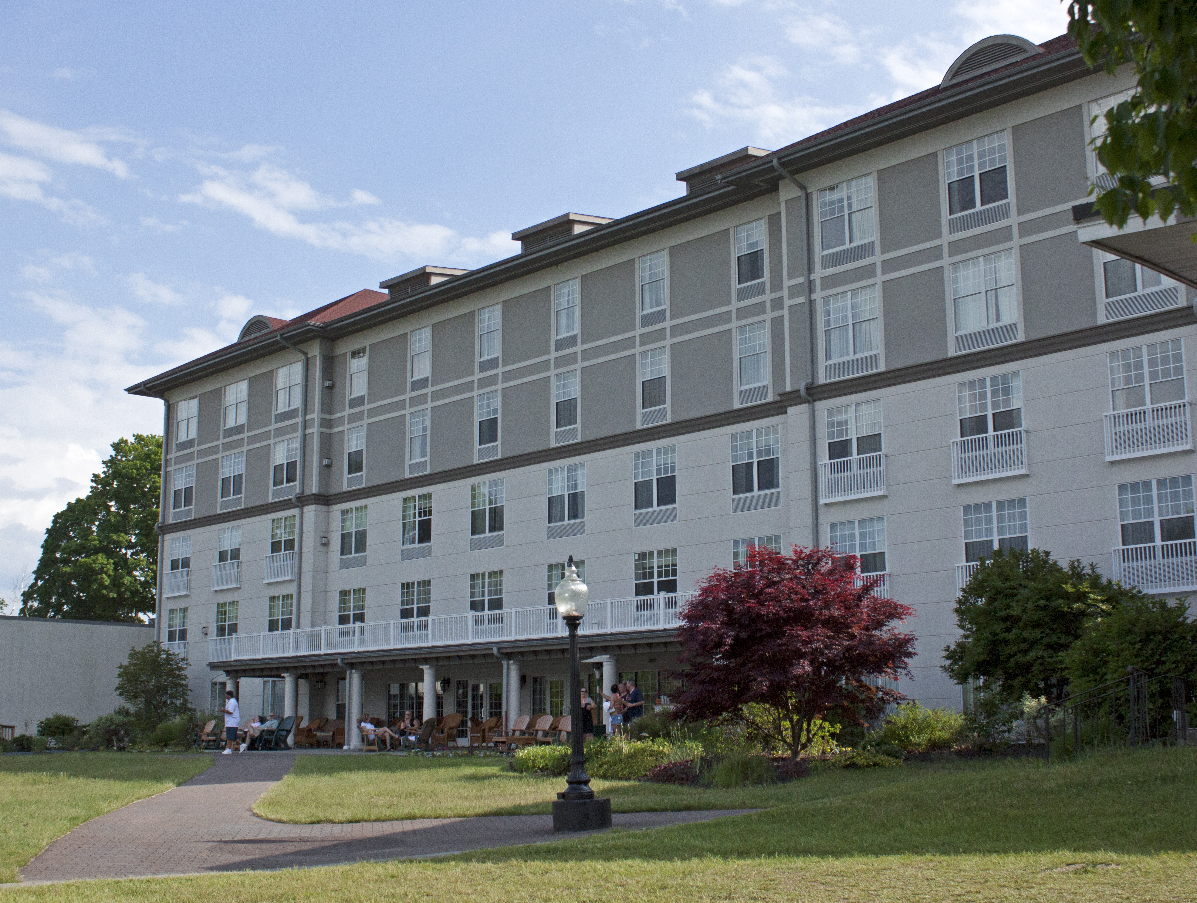 Fort William Henry Hotel & Conference Center - Lake George, NY