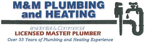 M & M Plumbing and Heating