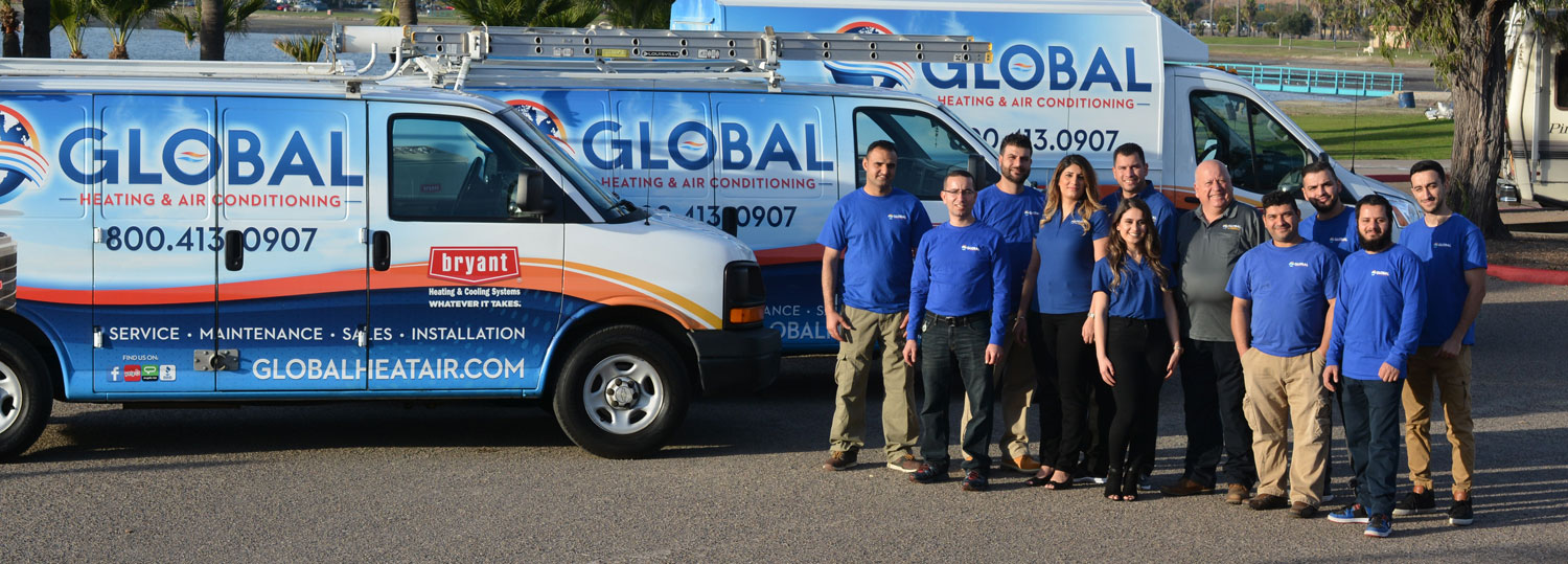 Global Heating And Air Conditioning - San Diego, CA
