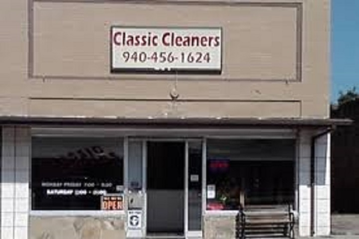Classic Cleaners - Graham, TX