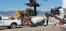 Curb Cart - Ready Mix Concrete Trailers - Salt Lake City, UT