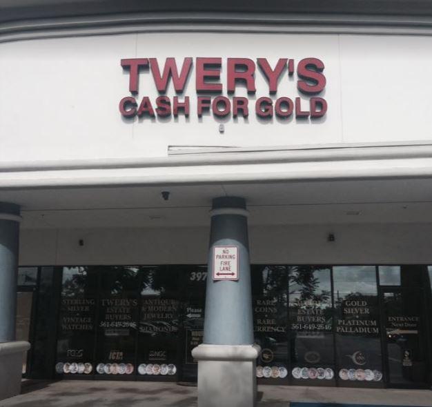 Twery's Rare Coins & Jewelry