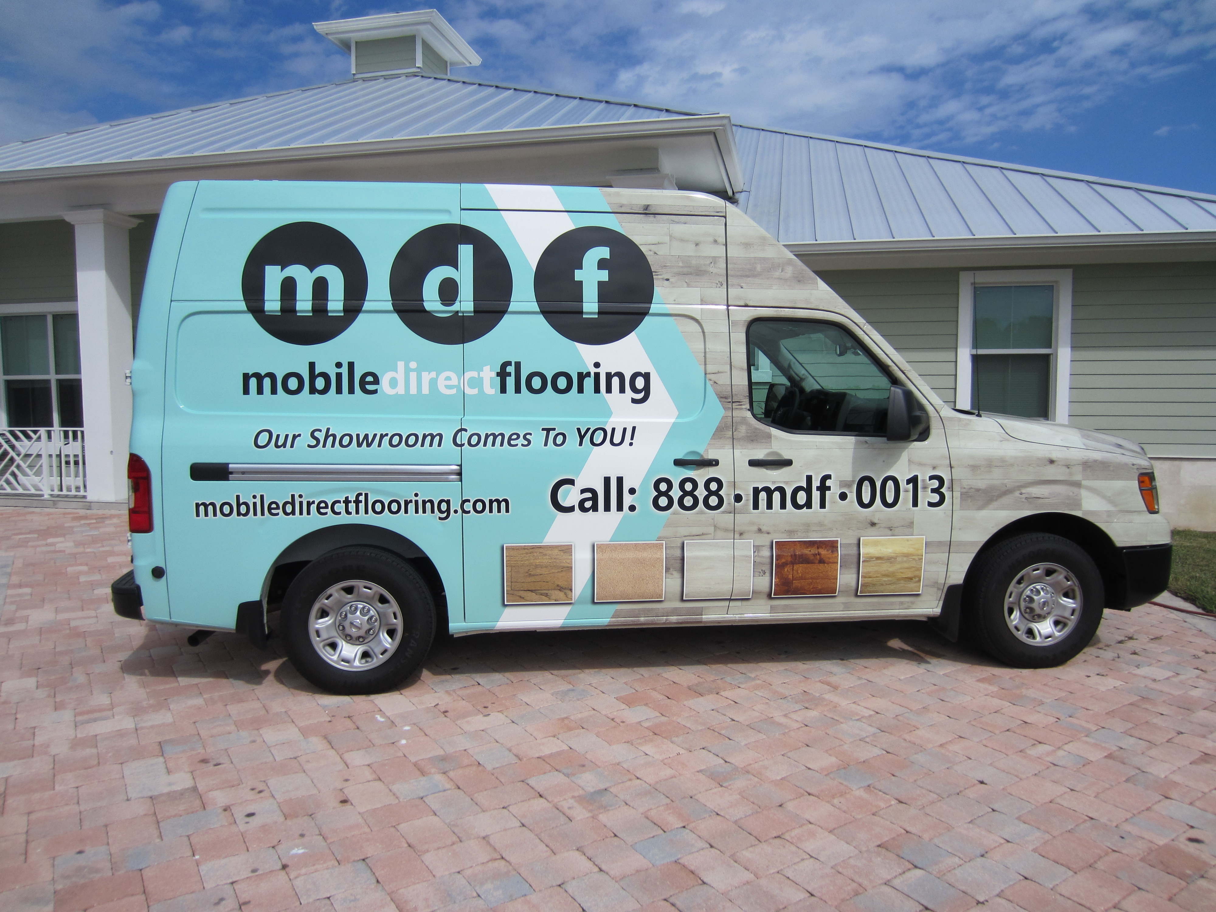 Mobile Direct Flooring, Inc - Port Saint Lucie, FL
