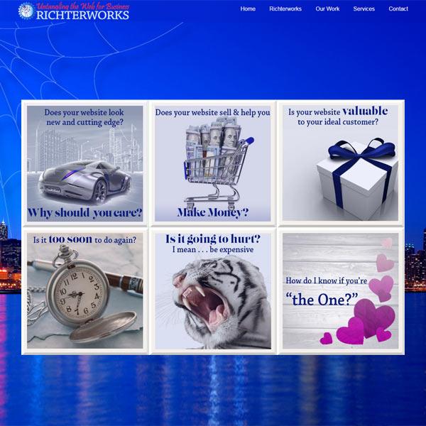 Richterworks Web Design - Mount Prospect, IL