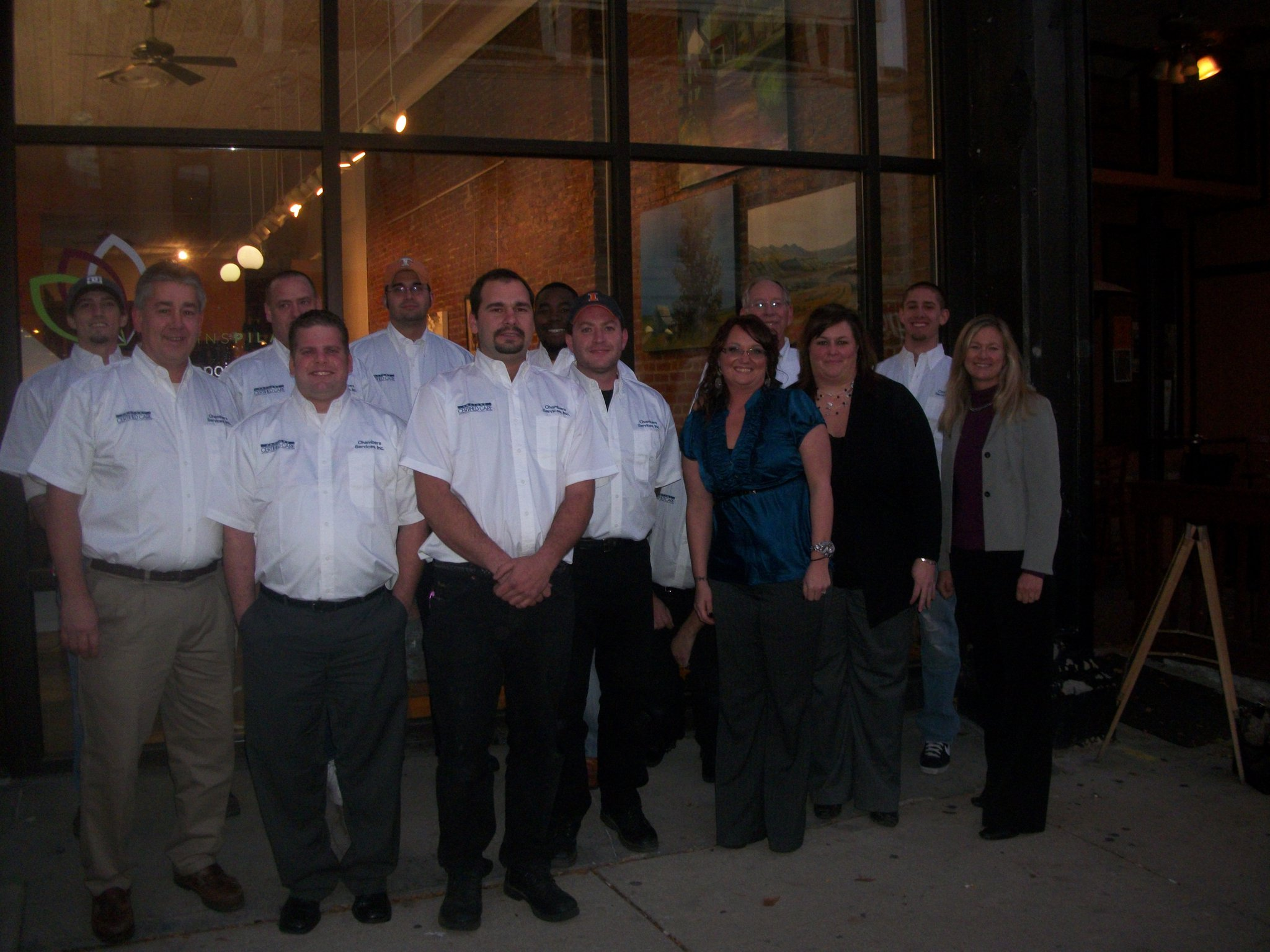 Chambers Services Inc - Bloomington, IL