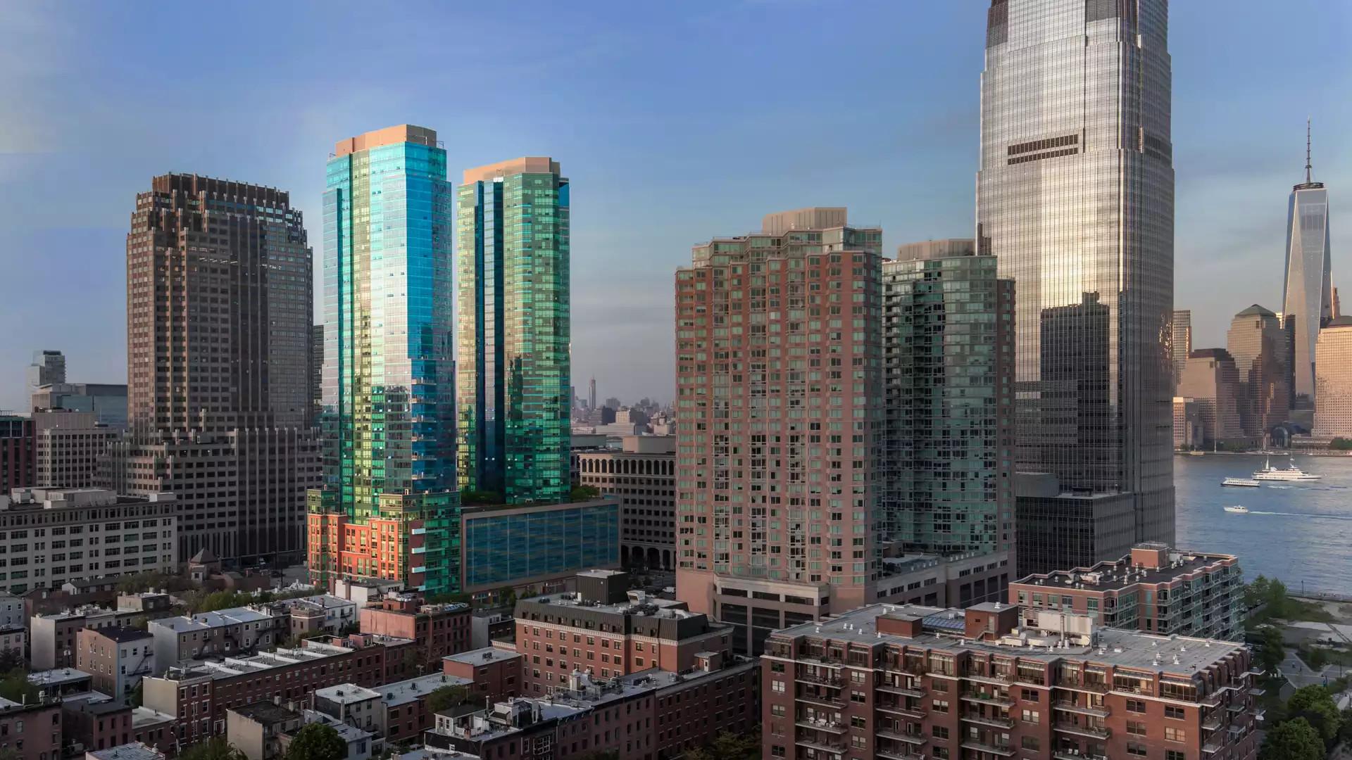70 Greene Apartments - Jersey City, NJ