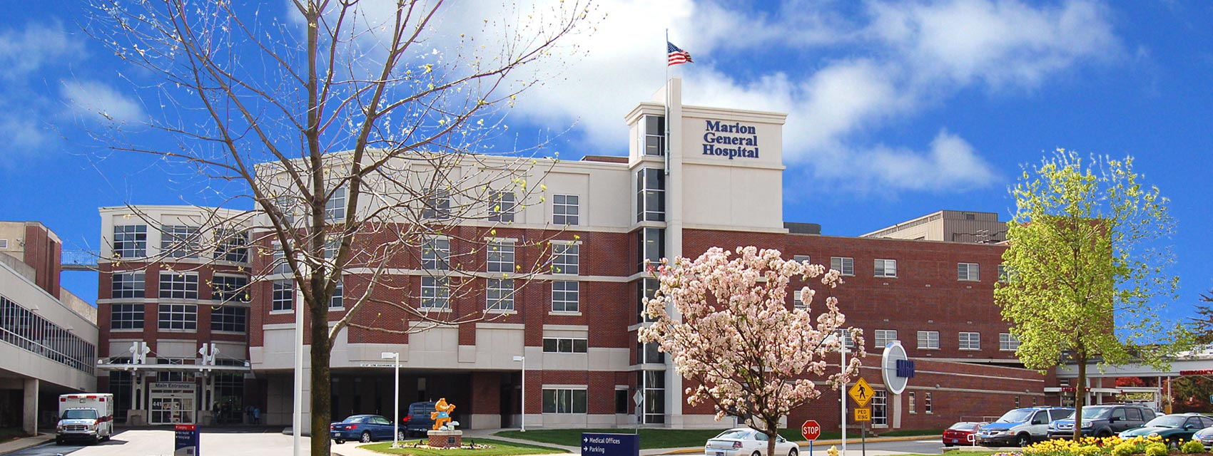 MGH Outpatient Radiology - Marion, IN