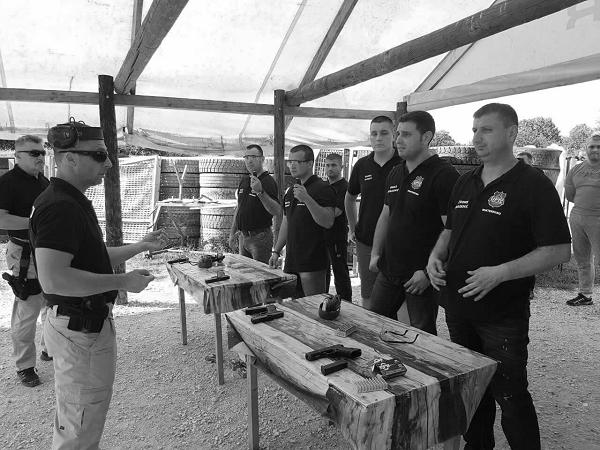Argus Security Projects Ltd - Reston, VA