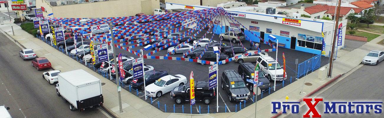 Pro X Motors - Bellflower, CA