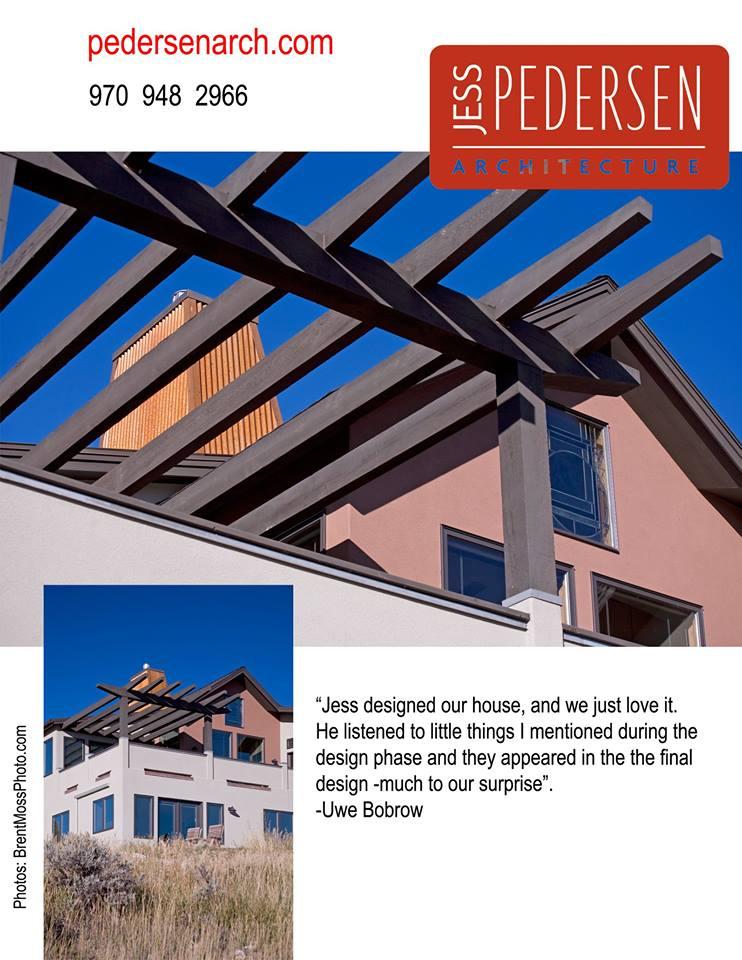 Jess Pedersen Architecture - Carbondale, CO