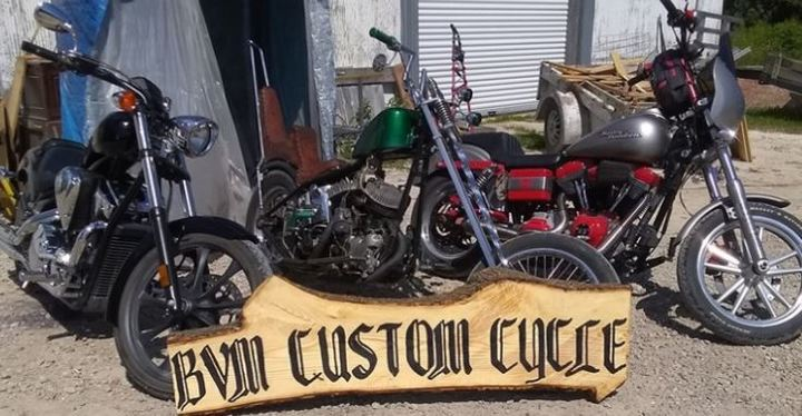 BVM Custom Cycle, LLC. - Mount Pleasant, IA