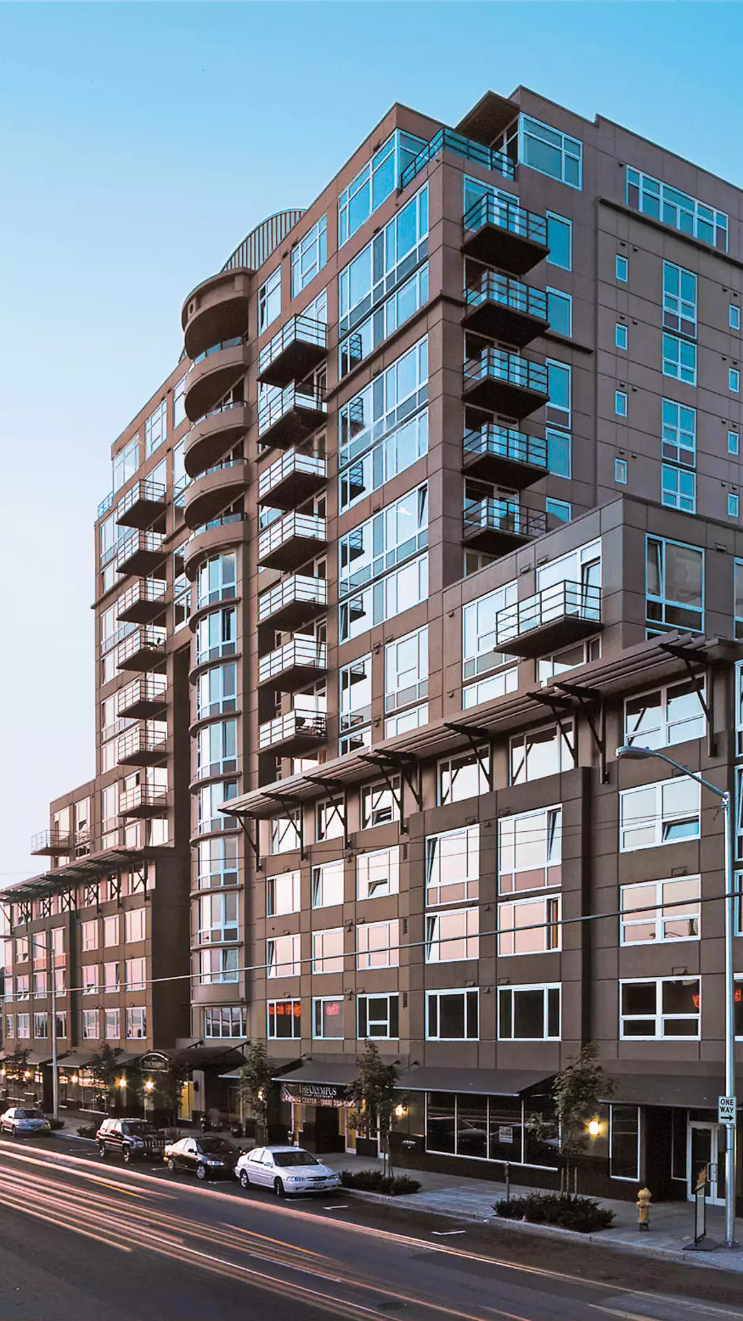 Olympus Apartments - Seattle, WA