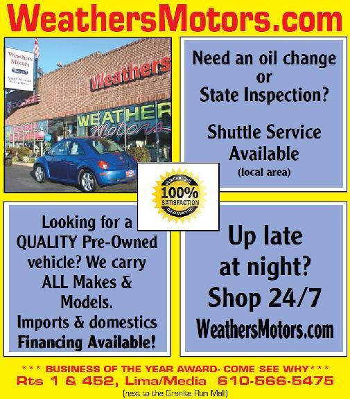 Weathers Motors - Media, PA