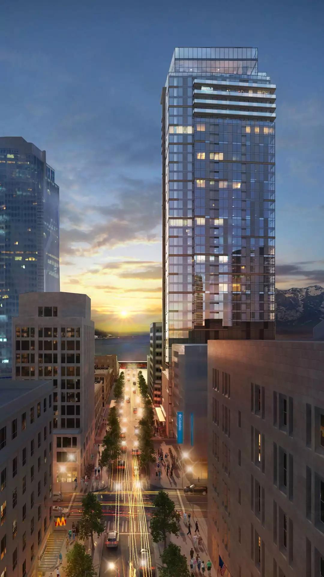 Helios Apartments - Seattle, WA
