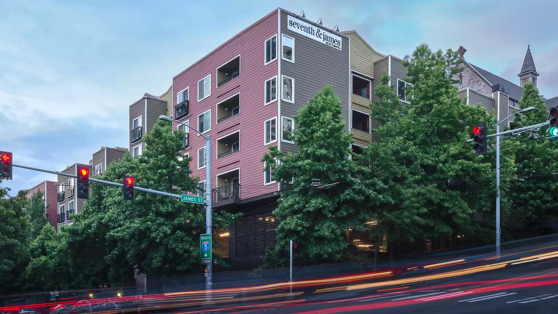 Seventh and James Apartments - Seattle, WA