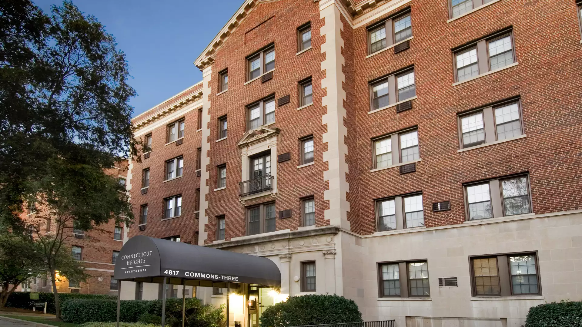 Connecticut Heights Apartments - Washington, DC