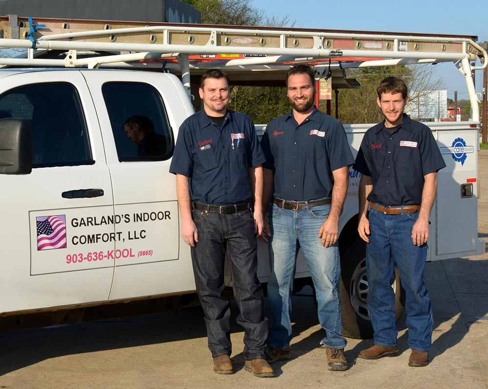 Garland's Indoor Comfort, LLC - Big Sandy, TX
